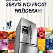 "Knjiga ""Servis No Frost frižidera"""