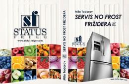 Servis no-frost frižidera knjiga