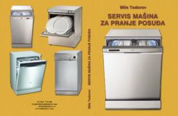 servis mašina za pranje sudova knjiga